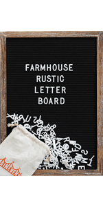 felt letter boards for rustic home decor modern farmhouse letterboard