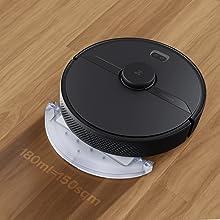 Roborock S6 Pure Robot Vacuum and Mop | robot vacuum cleaner