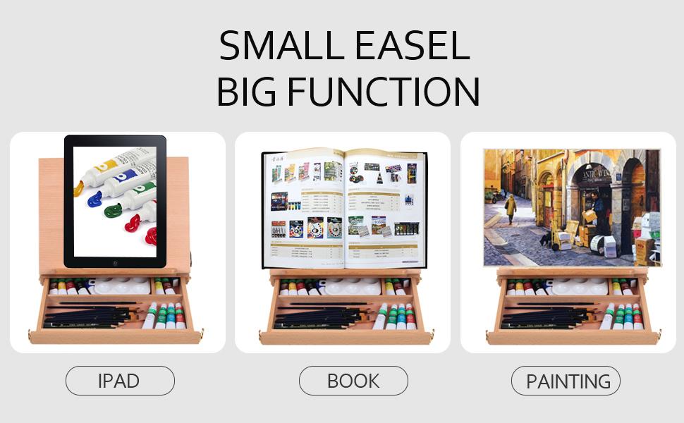 tabel easel set 4