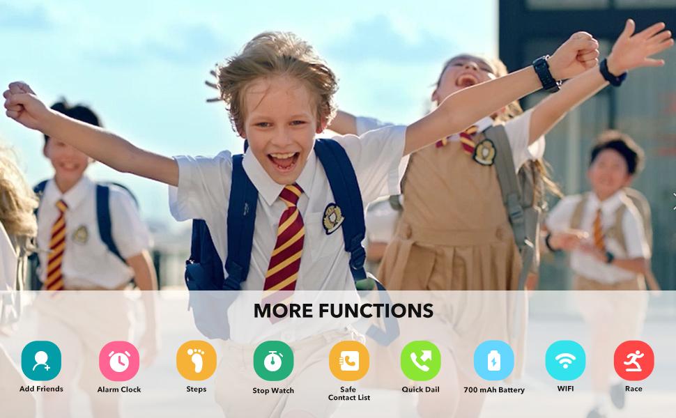 kids locating smartwatch