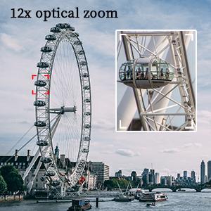 Optical Zoom