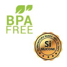 Healux Silicone Idli Mould, BPA free