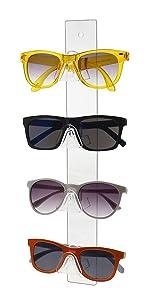 Marketing Holders 4 Tier Sunglass Eye Wear Display Stand