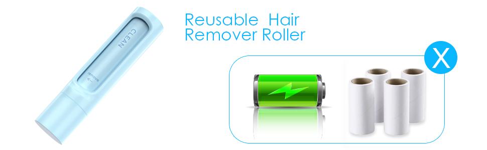 Reusable Small Lint Roller