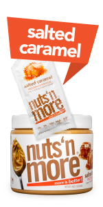 Nuts N More - Salted Caramel Spread