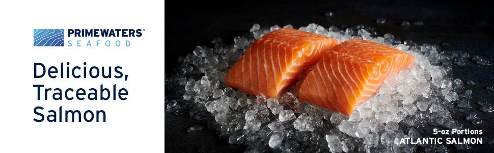 salmon atlantic traceable