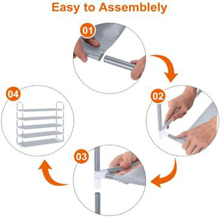 EASY ASSEMBLY,NO TOOL NEEDED