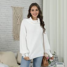 Turtleneck Sweaters for Women
