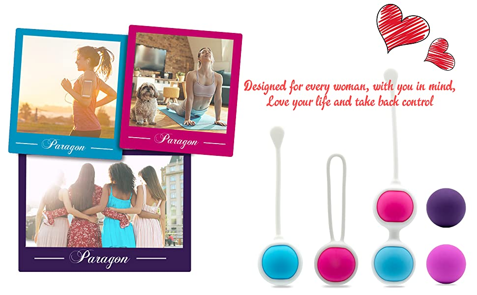 Designed for every woman, with you in mind. Love your life and take back control.
