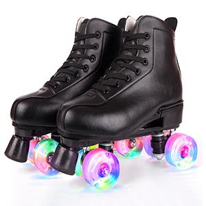 Flashing Roller skates