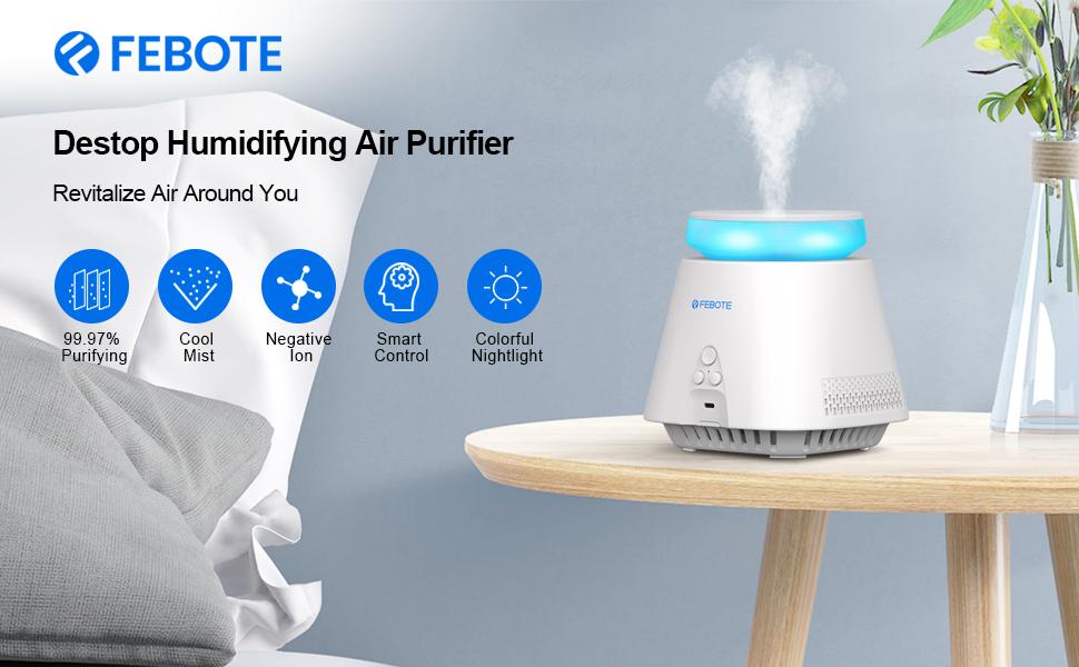 FEBOTE air purifier