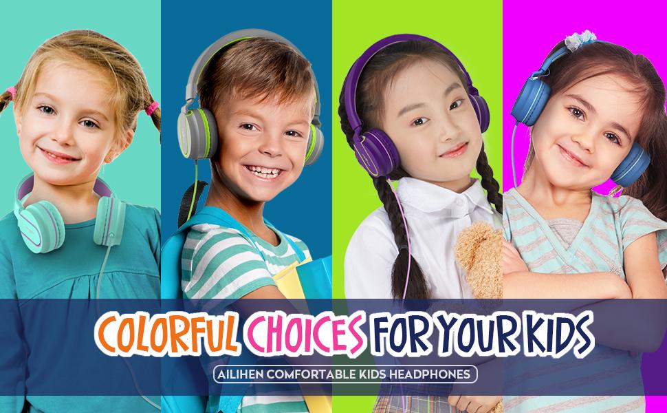 CHILDREN HEADPHONES