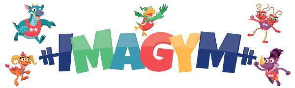 A+ Imagym Logo