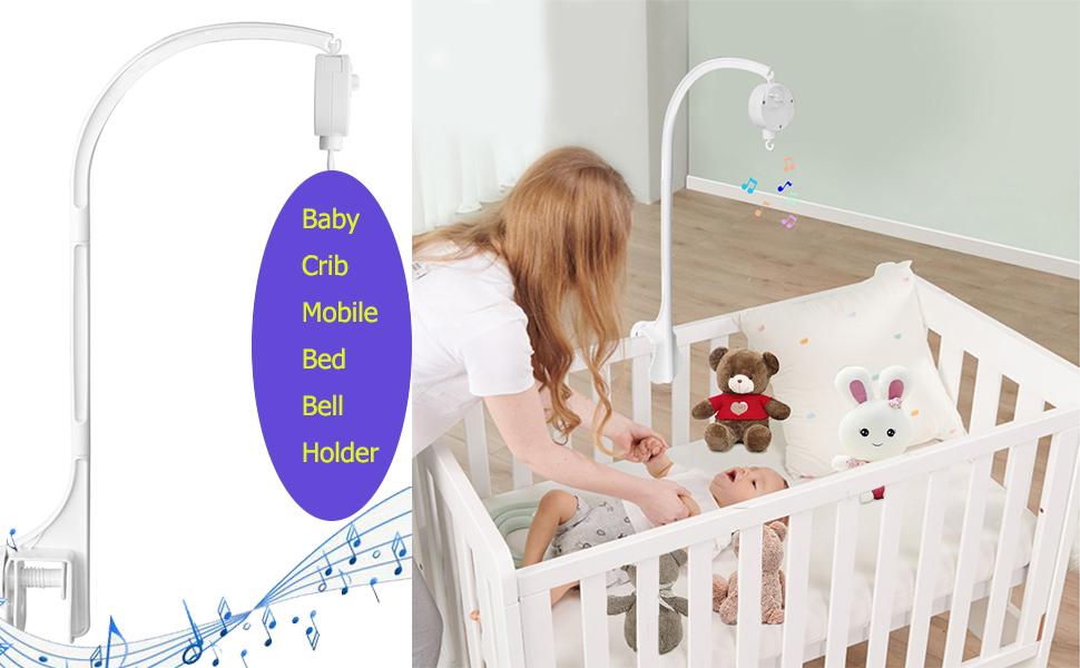 Musical Crib Bell Holder