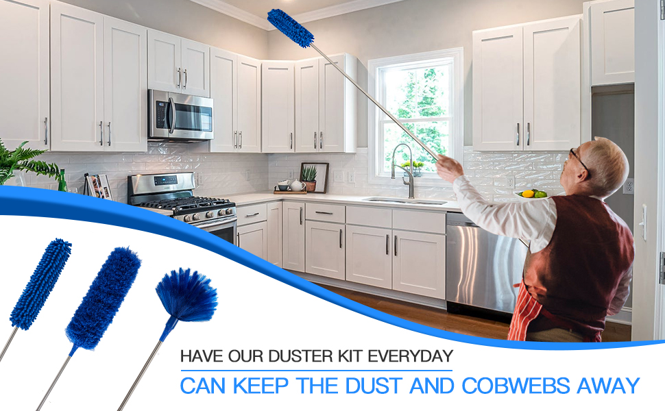 Perfect high dust solution