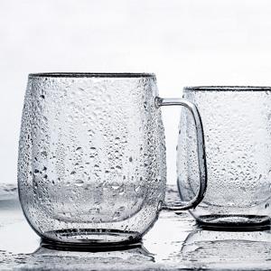 high borosilicate glass carafe