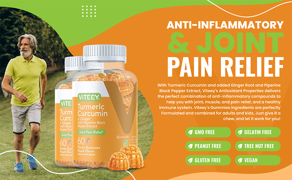 ANTI-INFLAMMATORY & JOINT PAIN RELIEF