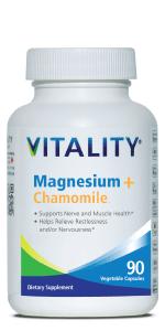 Magnesium + Chamomile