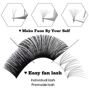 FADVAN easy fan lash