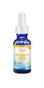 Lovita Vitamin D3 drops for babies