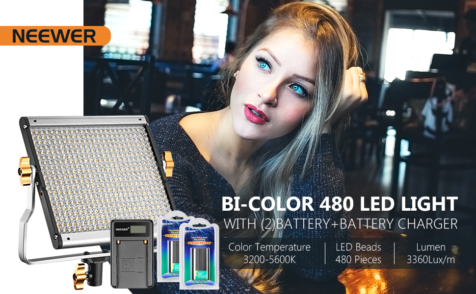 480 LED Light