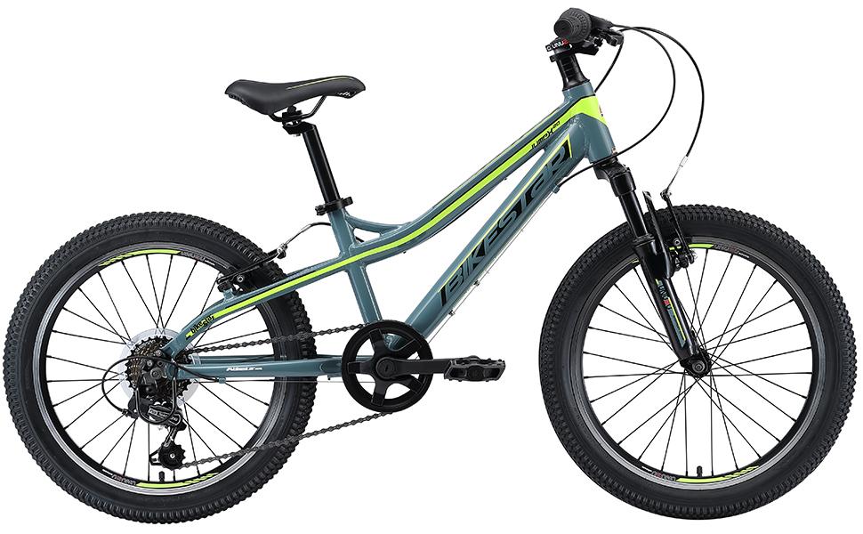 BIKESTAR Bici per bambini 20 pollici mountain bike, alluminio