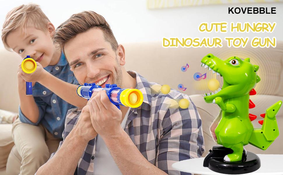 Cool dinosaur toys Shooting Game Kit