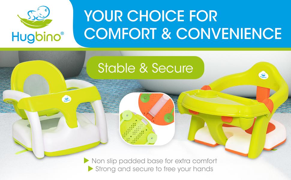 Foldable baby bath seat, foldable baby bath seats, baby bath seats, baby bathtub seat