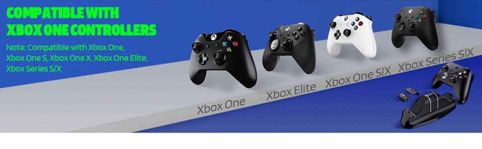 compatible for all xbox controllers