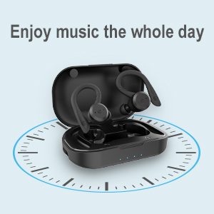 Enjoy music the whole day