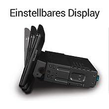Z-N965: Mechanismus zu Klappen des Displays