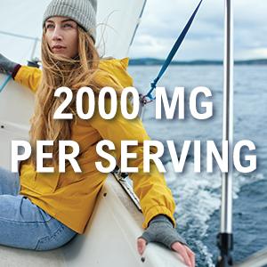 2000 mg per serving