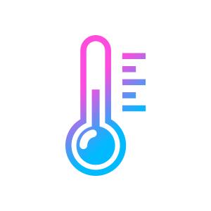 Hoge temperatuurbestendigheid.