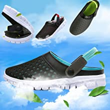 Garden Clogs Mens Womens