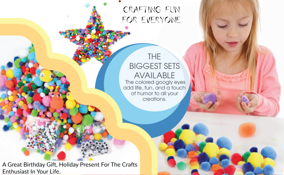 the biggest sets available