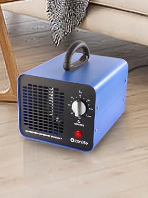 Professionnel Ozoniseur g-oz10g 10000 MG 10 G Timer Ozoniseur ozongerät Long-Life
