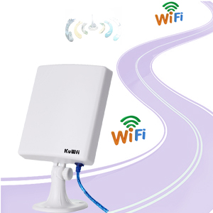 KuWFi Long Range Outdoor WiFi Netwok Adapter