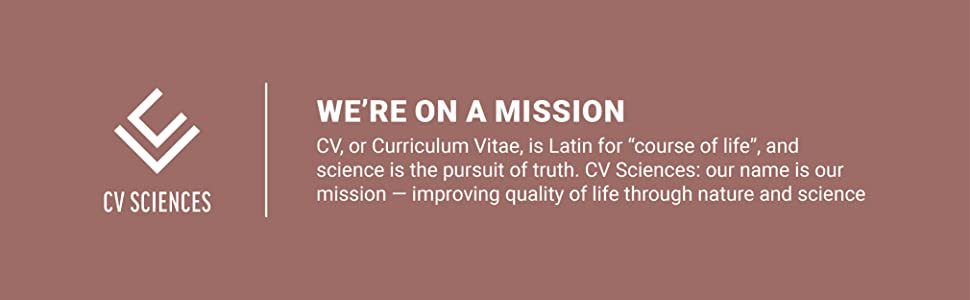 "We're on a mission CV, or Curriculum Vitae, is Latin for ""course of life"""
