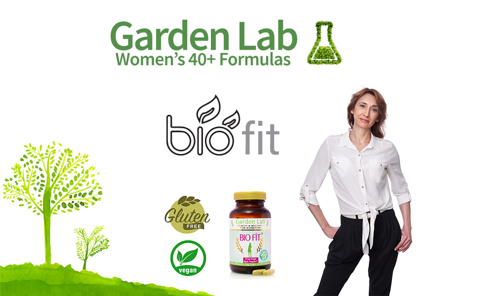 women weight loss belly fat energy older menopause garden lab bio fit healthy natural gluten free