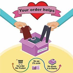 Donation, Goonj, Social Responsibility