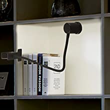 clamp on reading light