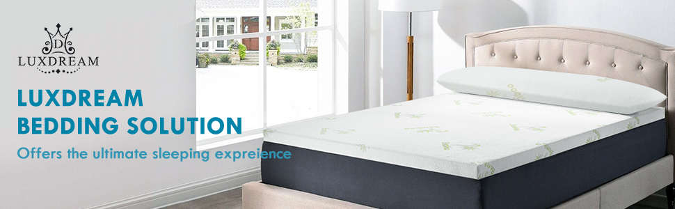 LUXDREAM BEDDING SOLUTION OFFERS THE ULTIMATE SLEEPING EXPREIENCE