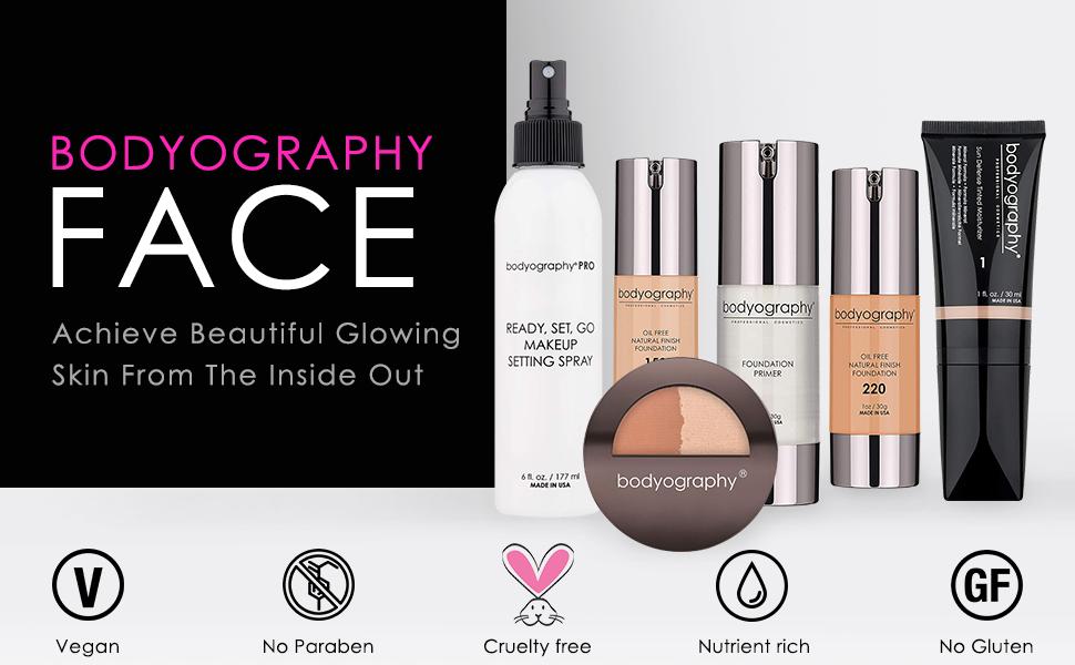 All Face Makeup