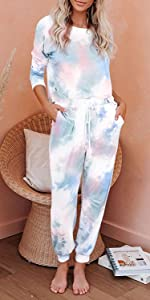 women pajamas set