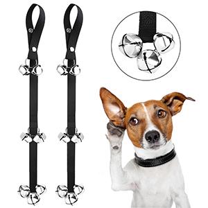 Dog Doorbells puppy training bell Great Dog Bells Dog Doorbell for Potty Training Dog Clickers