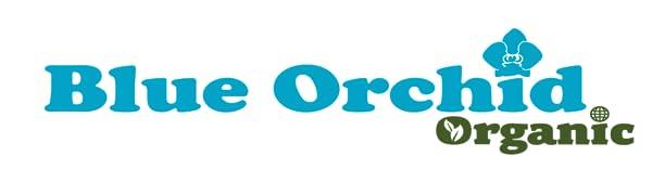 Blue Orchid Organic