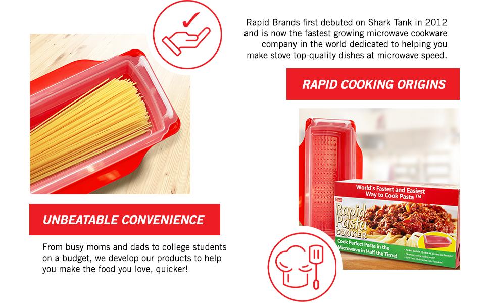 microwavable pasta