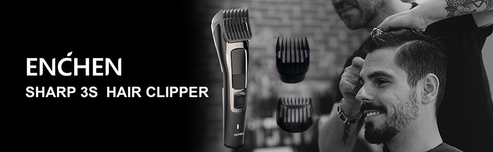 sharp 3s  hair clipper