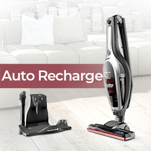 roomie tec stick vacuum cleaner cordless with 2 in 1 handheld detachable upright charging base