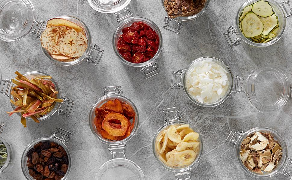 Déshydrateur aliment Dora Springlane Récipient à aliments